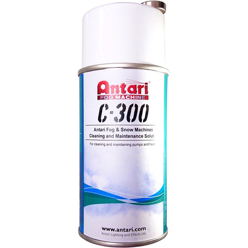 Antari C-300 Cleaning Solution for Antari Fog and Snow Machines