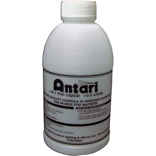 Antari FLM-05 Fog Fluid for M-1 Fogger (0.5 Liter)