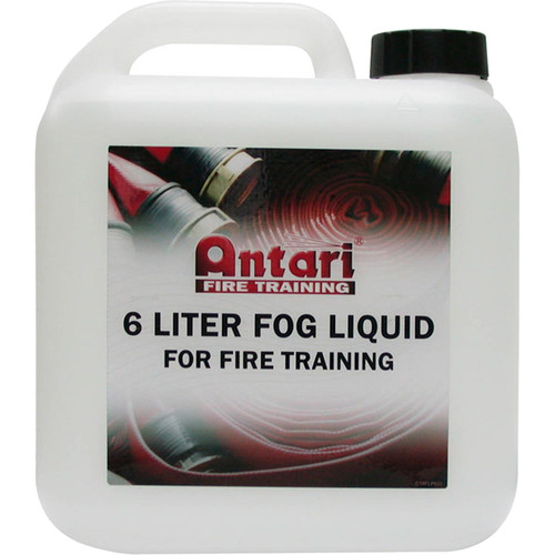 Antari Fog Machine Long-Lasting Fog Fluid for FT-100 Fire Training Fog Machine (1.6 Gallons)