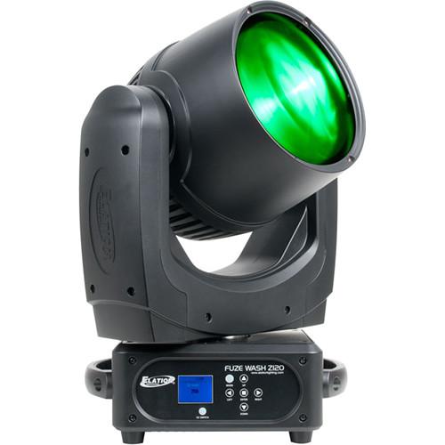 Elation Professional FUZE WASH Z120 - RGBW LED Moving Head Light