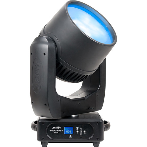 Elation Professional FUZE WASH Z350 - RGBW LED Moving Head Light