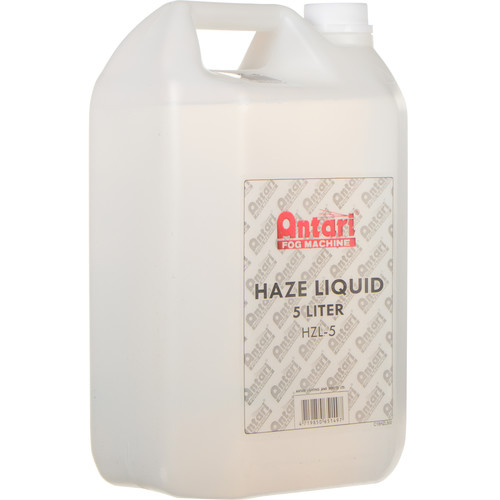 Antari HZL-5 Antari Oil-Based Haze Liquid for Haze Machines (5 Liter)