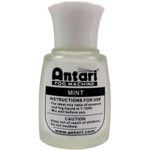 Antari Fog Machine Scented Essence (20ml Bottle, Mint)
