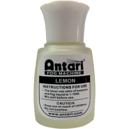 Antari Fog Machine Scented Essence (20ml Bottle, Lemon)
