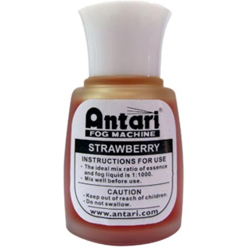 Antari Fog Machine Scented Essence (20ml Bottle, Strawberry)