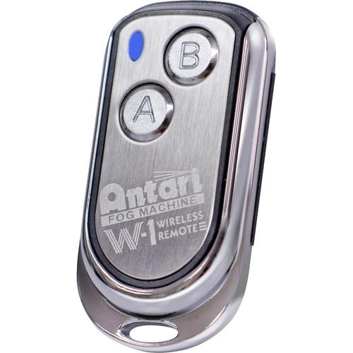 Antari 2-Button Radio Transmitter for Select Fog Machines (164', 315/433 MHz)