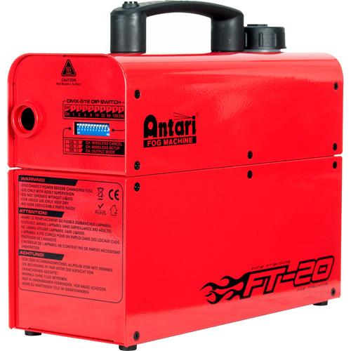 Antari Battery Powered Fire Training Fog Machine