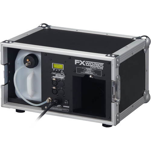 Antari FXW-FAZE FX Works 1000W DMX Fazer Machine with Integrated Road Case
