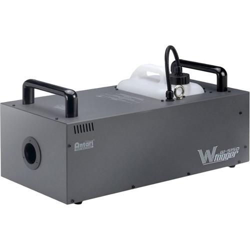 Antari 1500W Fog Machine with Built-In Wireless Remote & Onboard W-DMX