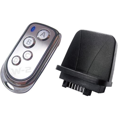 Antari Wireless Remote Kit for AF-4R, FT-20, S-500, S-500XL- Z-380