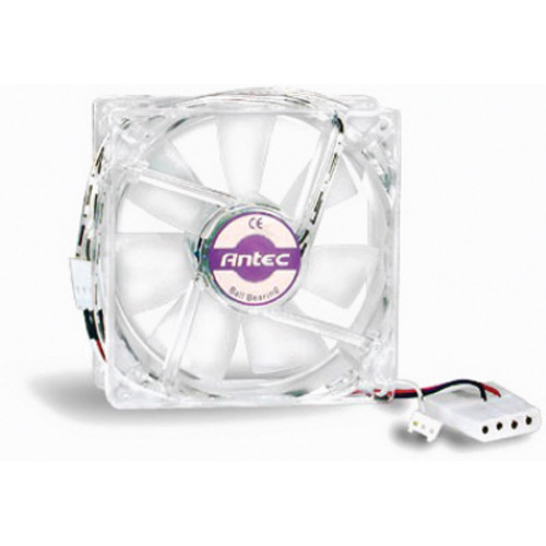Antec PRO 80mm DBB Case Fan (Clear)