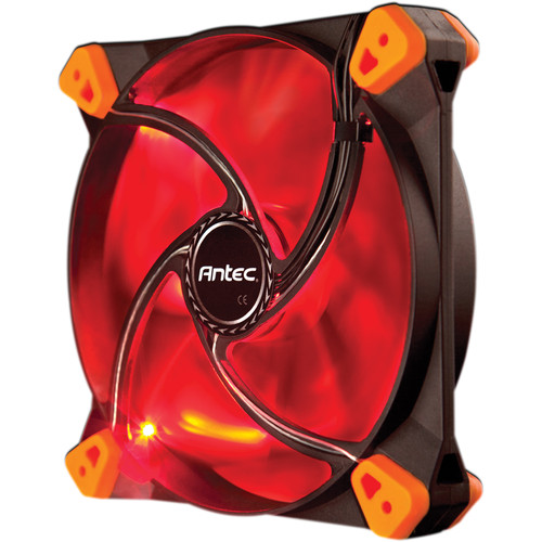 Antec TrueQuiet 120mm LED Fan (Red)