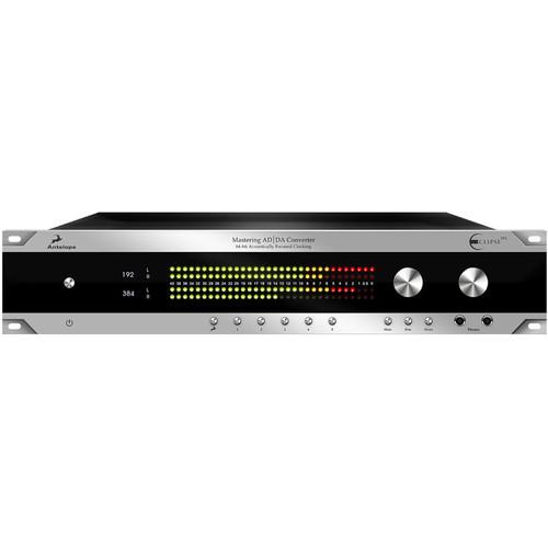 Antelope Eclipse 384 - Stereo AD/DA Converter (Silver)