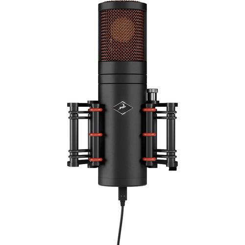 Antelope Edge Go Bus-Powered FPGA FX Modeling Microphone
