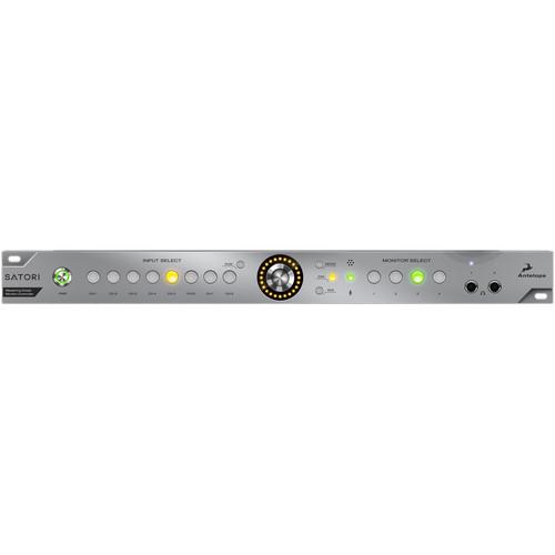 Antelope Satori Analog Monitoring and Summing System with R4S Remote Bundle