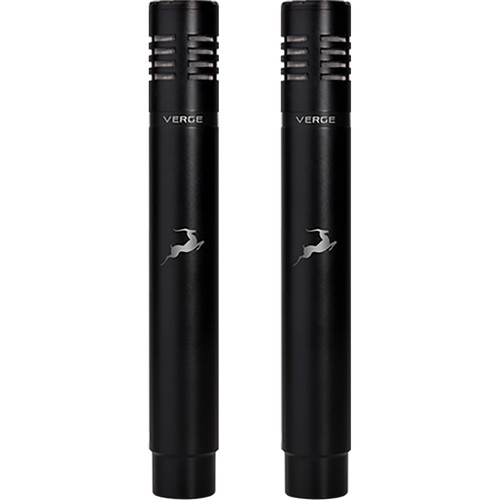 Antelope Verge Small-Diaphragm Condenser Modeling Microphone (2-Pack)