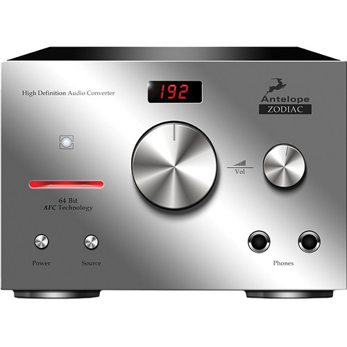 Antelope Zodiac 192 kHz Digital-to-Analog Converter