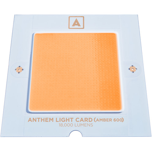 Anthem One Light Card (Amber 600)