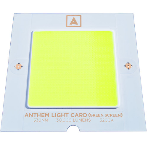 Anthem One Removable LED Light Card (Green Screen)