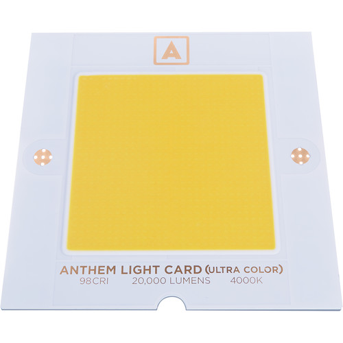 Anthem One Anthem Light Card (Ultra Color)
