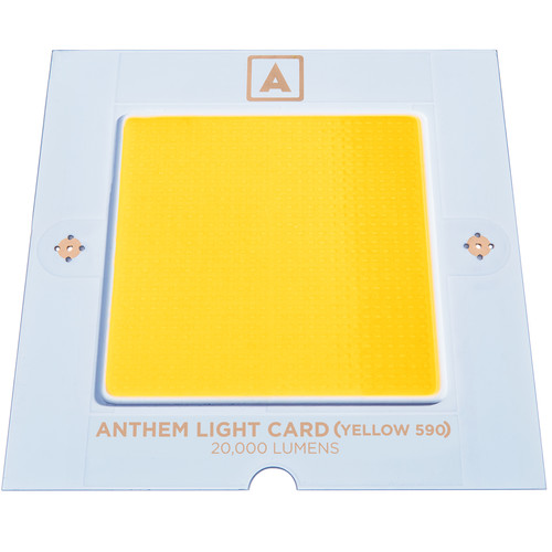 Anthem One Light Card (Yellow 590)