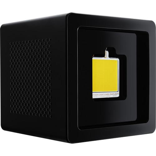 Anthem One LED Light with Anthem Power Plus AC/DC with Daylight Light Card (Black)