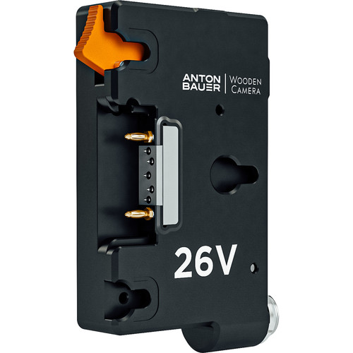 Anton Bauer 26V Gold Mount Plus Plate for ARRI ALEXA LF/65/SXT