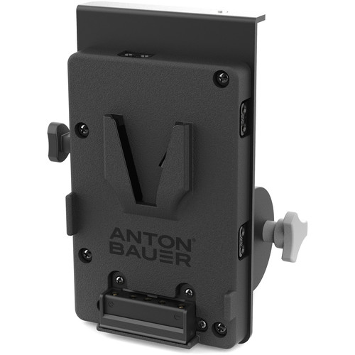Anton Bauer V-Mount Bracket with Clamp for Light Stands