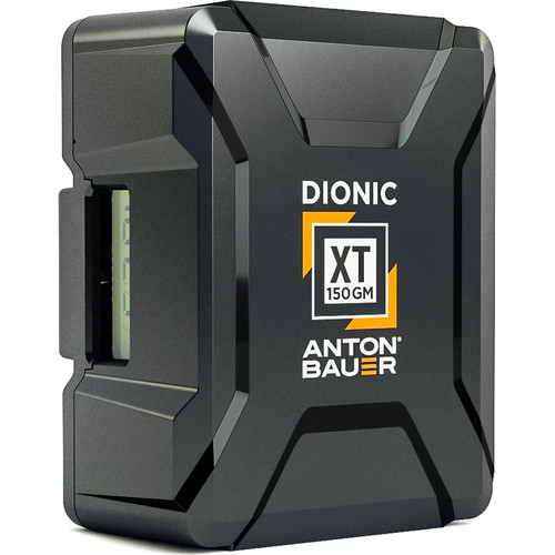 Anton Bauer Dionic XT 150Wh Gold-Mount Lithium-Ion Battery
