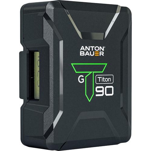 Anton Bauer Titon 90 GoldMount Lithium-Ion Battery