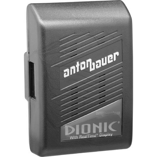 Anton Bauer DIONIC 90 Lithium-Ion Battery (Refurbished)