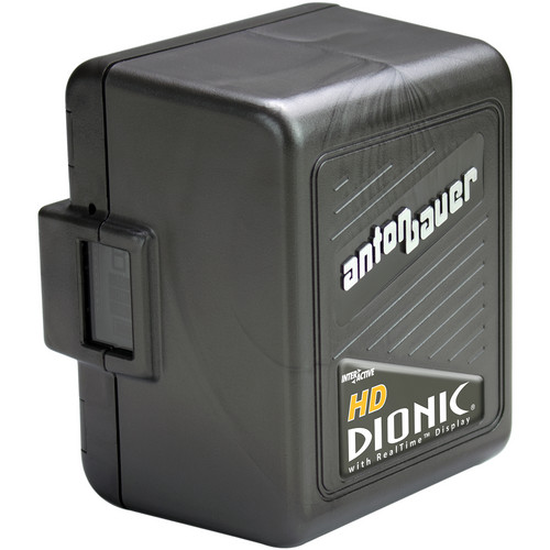Anton Bauer DIONIC HD Logic Series Battery