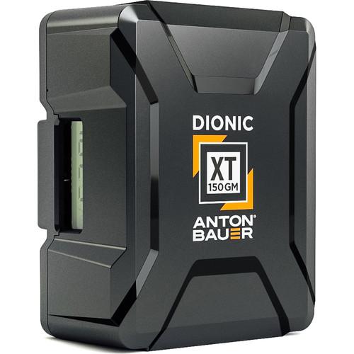 Anton Bauer Dionic XT150 GoldMount Battery