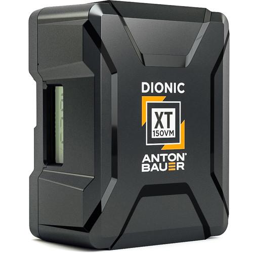 Anton Bauer Dionic XT150 V-Mount Battery