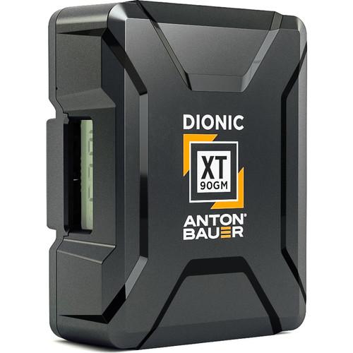 Anton Bauer Dionic XT90 Gold Mount Battery