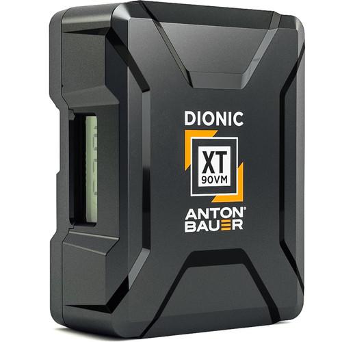 Anton Bauer Dionic XT90 V-Mount Battery