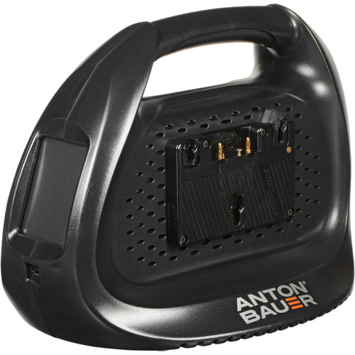 Anton Bauer Performance Series Dual Charger Gold Mount