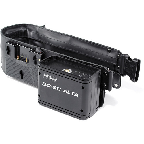 Anton Bauer Snap-On Battery Belt for Sony F23/F35/F65 Cameras