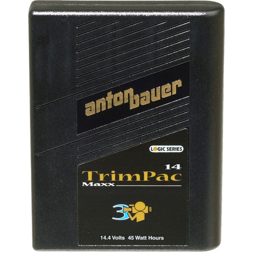Anton Bauer TrimPac14 Nickel Cadmium Battery (Refurbished)
