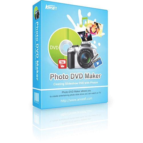 AnvSoft Photo DVD Maker