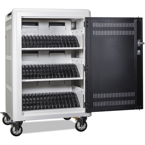 """Anywhere Cart AC-45 45-Bay Charging Cart with Intelli-Sense (Devices up to 15"""")"""