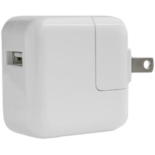 Anywhere Cart 12 Watt USB Charger For Ios