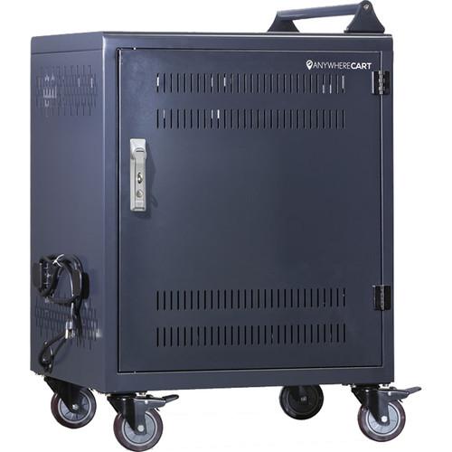 Anywhere Cart 30 Bay Basic Charging Cart