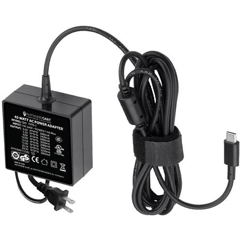 Anywhere Cart 45 Watt USB-C Charger
