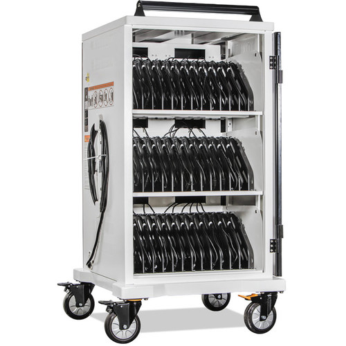 "Anywhere Cart AC-MAX 36-Bay Charging Cart with Intelli-Sense (Devices up to 17"")"