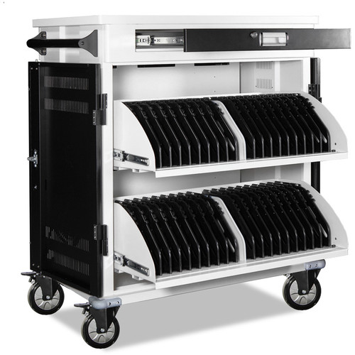 "Anywhere Cart AC-PRO-II 40-Bay Charging Cart with intelli-Sense (Devices up to 14"")"