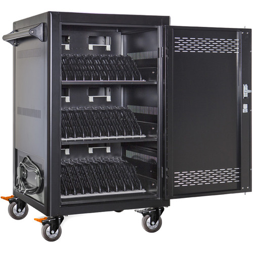 """Anywhere Cart AC-LITE 30-Bay Charging Cart (Devices up to 15.6"""")"""