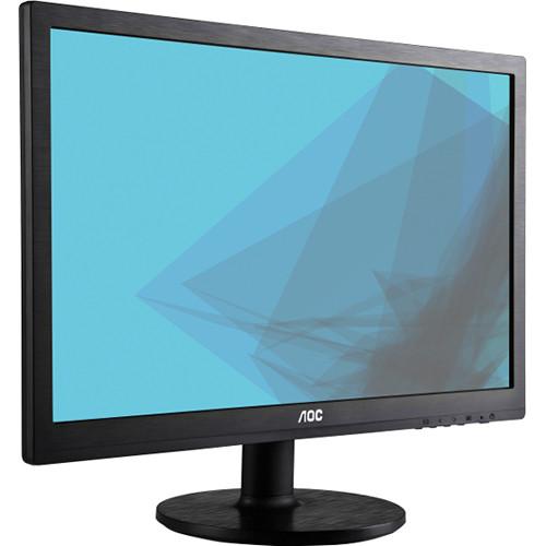 "AOC e2260Swdn 21.5"" LED Backlit LCD Monitor"
