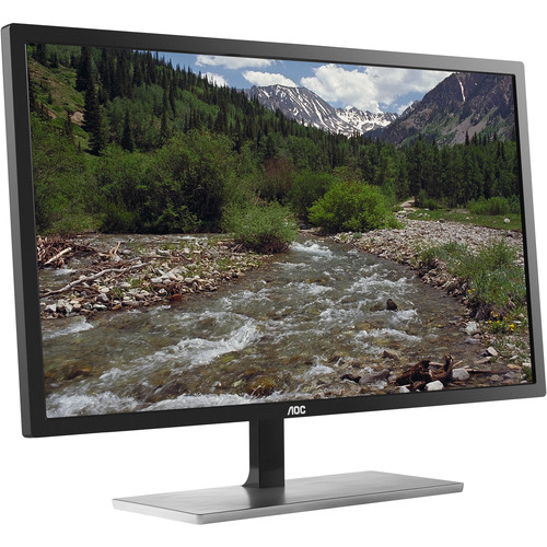 "AOC U2879VF 28"" Widescreen LED Backlit LCD 4K UHD Monitor"