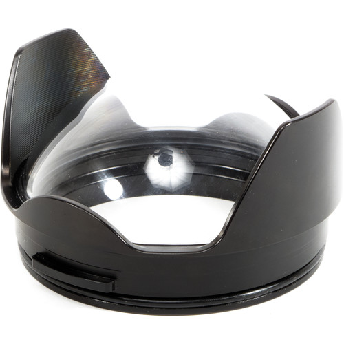 AOI DLP-02 Underwater Acrylic Dome Port for Panasonic 8mm Fisheye Lens in Olympus OM-D Housings
